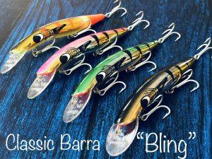 Classic Barra Bling™ 120 Range